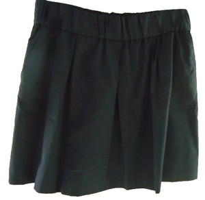 Banana Republic Br Nwot Mini Skirt Black