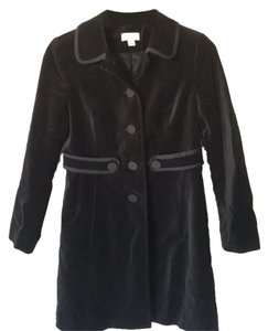 Ann Taylor LOFT Winter Jacket Trench Coat