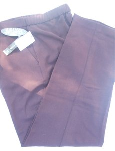 Briggs Relaxed Pants Brown-Bordex