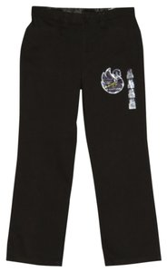 Gloria Vanderbilt Trouser Pants Dark Brown