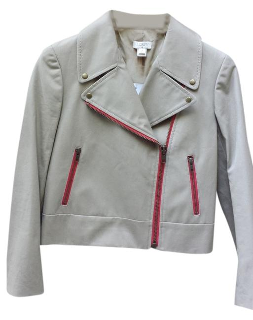 Item - Beige and Pink Jacket Size 2 (XS)