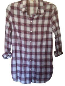 Forever 21 Button Down Shirt plaid