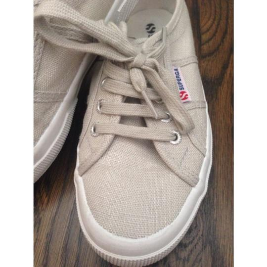 Superga Tan Athletic
