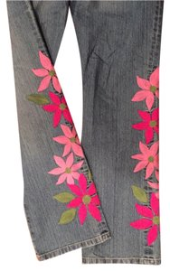 Lilly Pulitzer Boot Cut Jeans