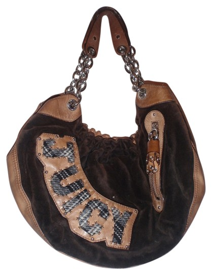 Preload https://item4.tradesy.com/images/juicy-couture-handbag-brown-suede-leather-hobo-bag-766423-0-0.jpg?width=440&height=440