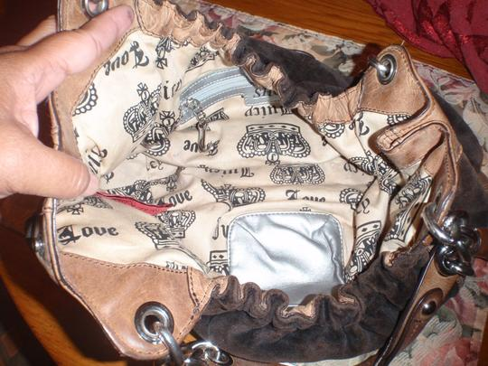 Juicy Couture Hand Shoulder Purse Hobo Bag