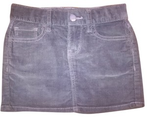 Gap Kids Corduroy Mini Skirt Blue