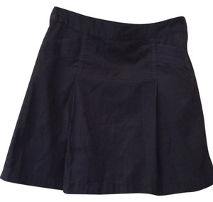 J.Crew Mini Skirt Navy
