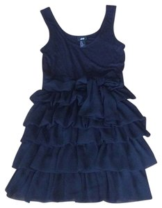 H&M Ruffle Bow Dress