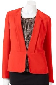 JLo Red Suit Jacket