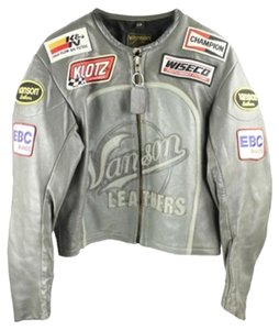 Vanson Motorcycle Jacket