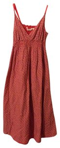Red Maxi Dress by Derek Heart Comfortable Summer