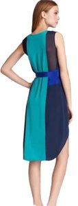 blue Maxi Dress by BCBGMAXAZRIA