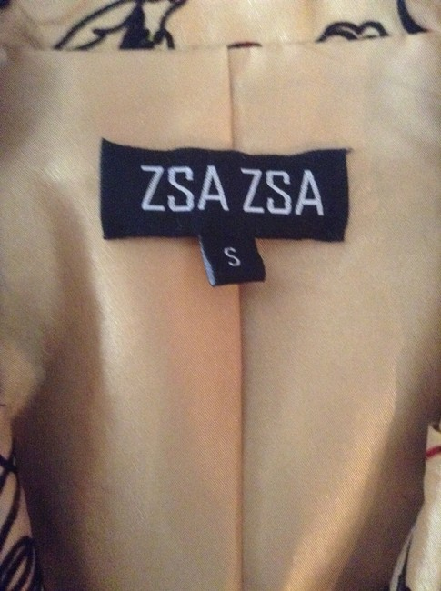Zsa Zsa Yellow Jacket