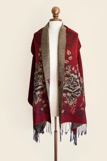 The Posh'mina Pashmina with arm slots