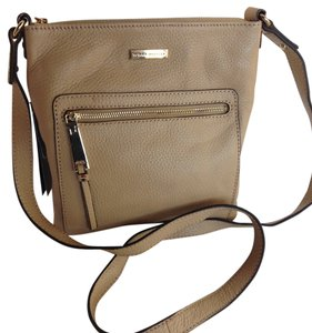 Tommy Hilfiger Genuine Leather Cross Body Bag