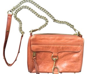 Rebecca Minkoff Hardware Cool Leather Cross Body Bag