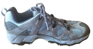 Columbia Pagora Hiking Shoes Periwinkle and grey Athletic