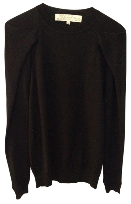 Lela Rose Fall 2011 Ready To Wear Collection Wool Blend Silk Blend Cashmere Blend Sweater