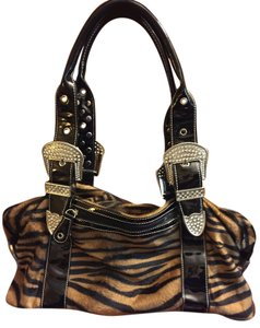 Snooki Satchel in Leopard