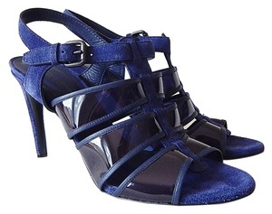 Bottega Veneta Indigo blue Sandals