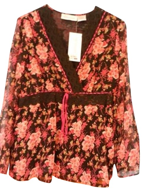 Oh Mama Floral Materity Top