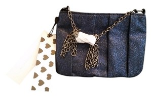 BCBGeneration Gemma Cobalt Mini Cross Body Bag