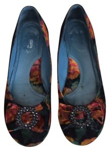 Via Spiga Black multi Flats