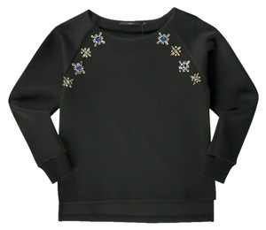 Hazel Anthropogie Beaded Sweater