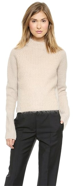 Preload https://img-static.tradesy.com/item/7672951/acne-studios-beige-loyal-fuzzy-turtleneck-sweatshirthoodie-size-12-l-0-3-650-650.jpg
