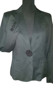 Marc Jacobs Jacket Black Blazer
