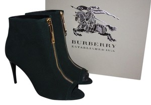 Burberry green Boots