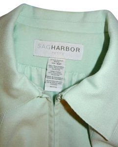 Sag Harbor Light Green Blazer