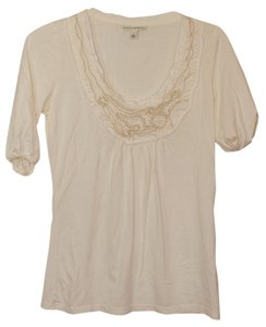 Banana Republic T-shirt Embellished Tunic