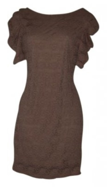 Preload https://item1.tradesy.com/images/forever-21-lace-nude-mini-short-casual-dress-size-12-l-7675-0-0.jpg?width=400&height=650