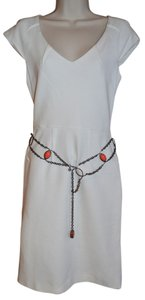 Apostrophe Sheath Dress