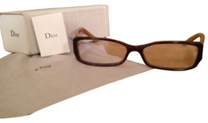 Christian Dior Eyeglasses Christian Dior 3152 EXR Dark Havana Optical Frames