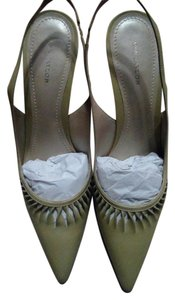 Ann Taylor Green Pumps