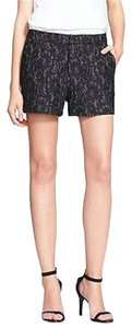 Joie Ivonette Lace Short Dress Shorts Black