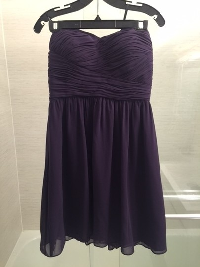 Preload https://img-static.tradesy.com/item/7676545/donna-morgan-amethyst-polyester-chiffon-sarah-strapless-feminine-bridesmaidmob-dress-size-8-m-0-0-540-540.jpg