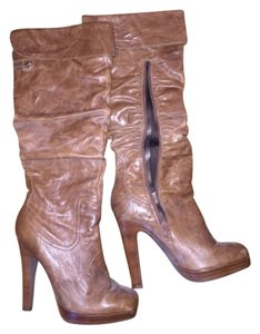 Jessica Simpson Camel/Brown Boots