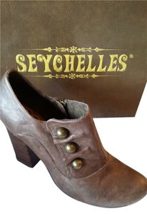 Seychelles Clay Brown Boots