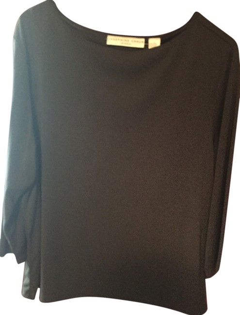 Item - Taupe Blouse Size 12 (L)