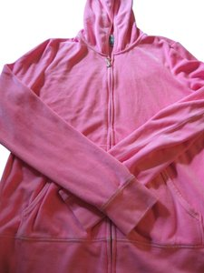 Juicy Couture Crystal Hoodie Velour Long Sleeve Longsleeve Jbling Jacket
