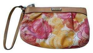 Coach Wristlet in Floral