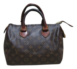 Louis Vuitton Bag - Satchel in Brown