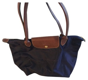 Longaberger Tote in Purpke