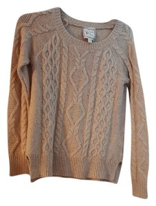 Pink Rose Comfortable Neutral Sweater