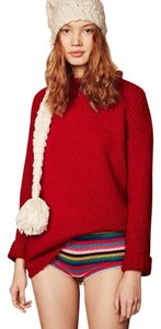 Urban Outfitters Anthropologie Ecote Roll Neck Boyfriend Oversized Sweater
