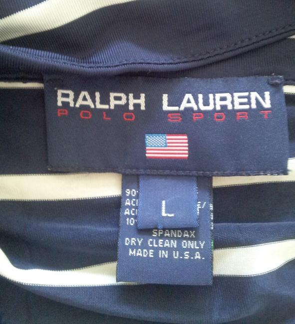 Ralph Lauren T Shirt White, Navy